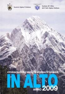 In Alto 2009 copertina