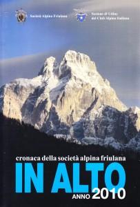 In Alto 2010 copertina