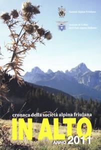In Alto 2011 copertina