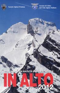 In Alto 2012 copertina