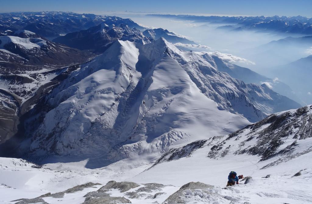 Tre imprese alpinistiche, tre grandi storie