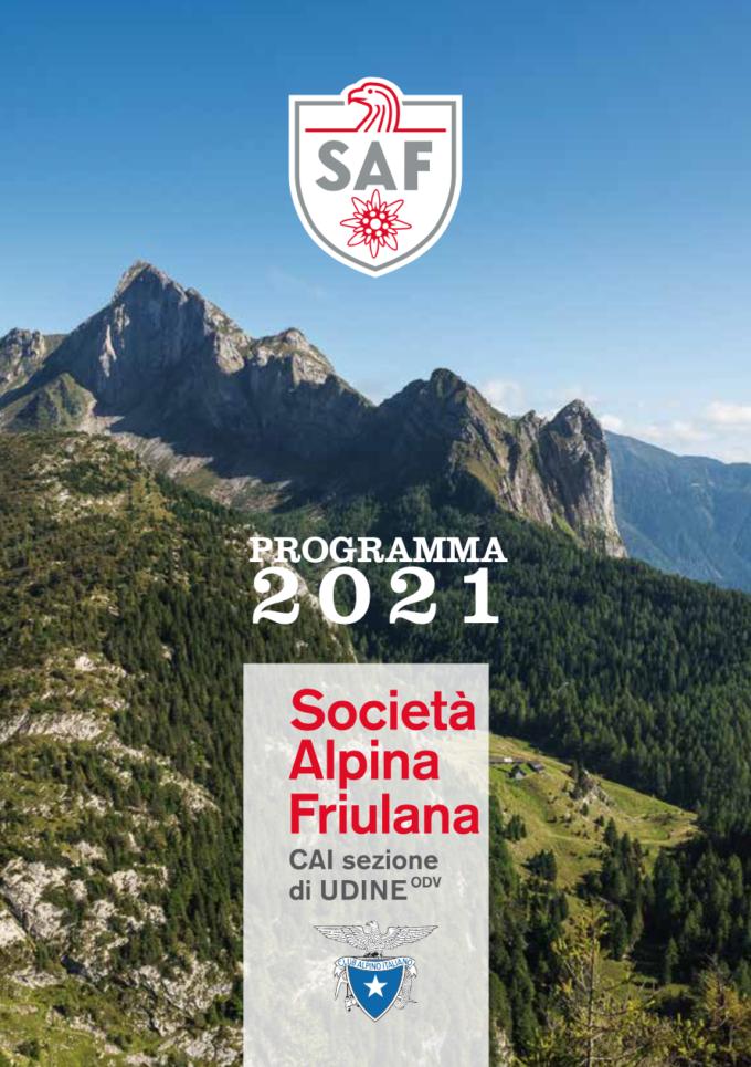 E' ON LINE IL PROGRAMMA SAF 2021