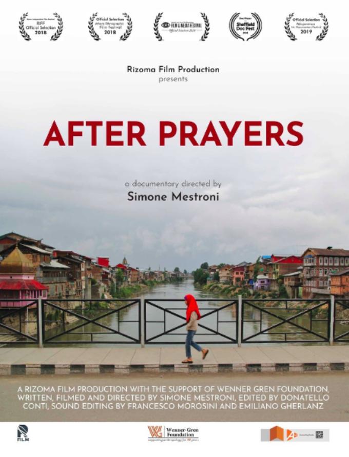 AFTER PRAYERS